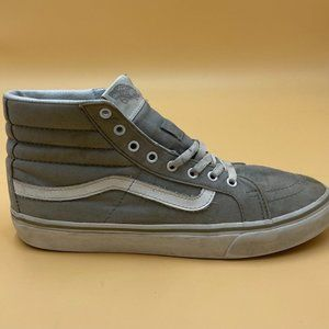 Vans Mens Off The Wall Skate Shoes Size M 8 W 9.5